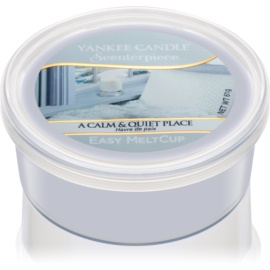 Yankee Candle A Calm & Quiet Place wosk do elektryczna aromalampy 61 g