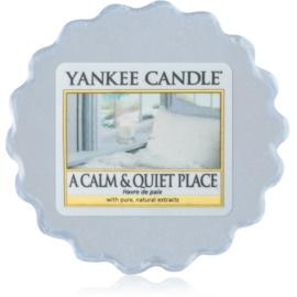Yankee Candle A Calm & Quiet Place Wachs für Aromalampen 22 g