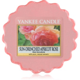 Yankee Candle Sun-Drenched Apricot Rose Wachs für Aromalampen 22 g