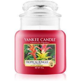 Yankee Candle Tropical Jungle świeczka zapachowa  411 g Classic średnia