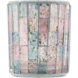 Yankee Candle Pastel Romance Glass Votive Candle Holder