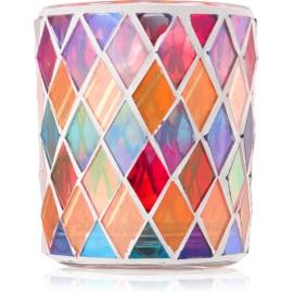 Yankee Candle Warm Rustic szklany świecznik na sampler