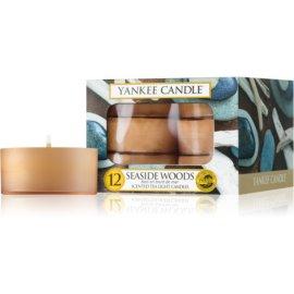 Yankee Candle Seaside Woods vela de té 12 x 9,8 g