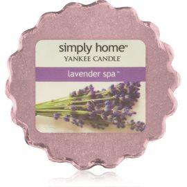 Yankee Candle Lavender Spa cera derretida aromatizante 22 g