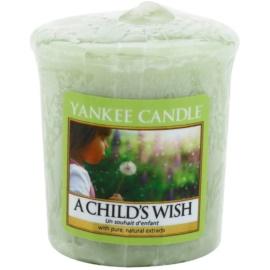 Yankee Candle A Child's Wish lumânare votiv 49 g