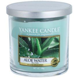 Yankee Candle Aloe Water ароматизована свічка  198 гр Декорація маленька