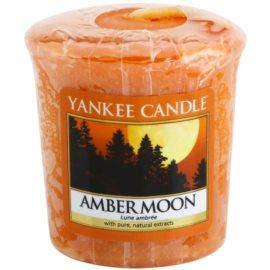 Yankee Candle Amber Moon votivní svíčka 49 g