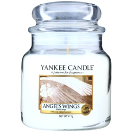 Yankee Candle Angel´s Wings Scented Candle 410 g Classic Medium