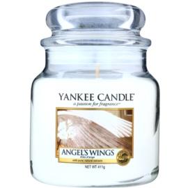 Yankee Candle Angel´s Wings illatos gyertya  410 g Classic közepes méret