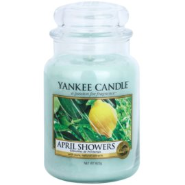 Yankee Candle April Showers Duftkerze  623 g Classic groß