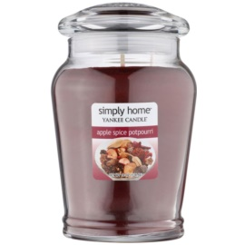 Yankee Candle Apple Spice Potpourri illatos gyertya  538 g nagy