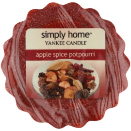 Yankee Candle Apple Spice Potpourri Wax Melt 22 g