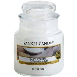Yankee Candle Baby Powder Duftkerze  104 g Classic mini