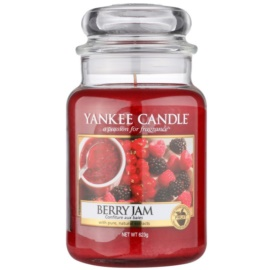 Yankee Candle Berry Jam illatos gyertya  623 g Classic nagy méret