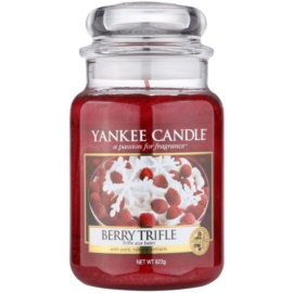 Yankee Candle Berry Trifle Scented Candle 623 g Classic Large