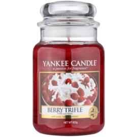 Yankee Candle Berry Trifle ароматизована свічка  623 гр Classic велика