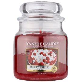 Yankee Candle Berry Trifle ароматна свещ  411 гр. Classic средна