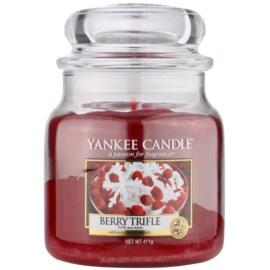 Yankee Candle Berry Trifle ароматизована свічка  411 гр Classic  середня