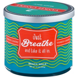 Yankee Candle Beach Walk Duftkerze  283 g  (Just Breathe and Take it All in)