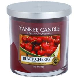 Yankee Candle Black Cherry świeczka zapachowa  198 g Décor mini