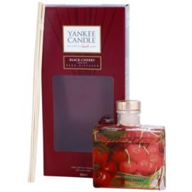 Yankee Candle Black Cherry Aroma Diffuser mit Nachfüllung 88 ml Signature