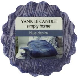 Yankee Candle Blue Denim vosk do aromalampy 22 g