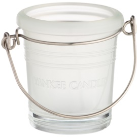 Yankee Candle Glass Bucket Glass Holder for Votive Candle