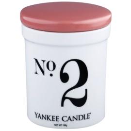 Yankee Candle Coconut & Beach vonná svíčka 198 g  (No.2)