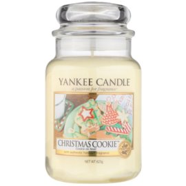 Yankee Candle Christmas Cookie Scented Candle 623 g Classic Large