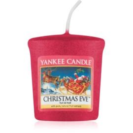 Yankee Candle Christmas Eve votivna sveča 49 g