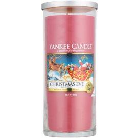 Yankee Candle Christmas Eve Duftkerze  566 g Décor groß
