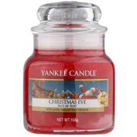 Yankee Candle Christmas Eve Duftkerze  104 g Classic mini