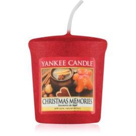 Yankee Candle Christmas Memories вотивна свічка 49 гр