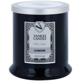 Yankee Candle Chrome illatos gyertya  226 g