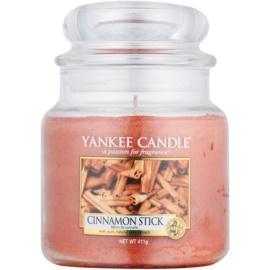 Yankee Candle Cinnamon Stick vonná svíčka 411 g Classic střední
