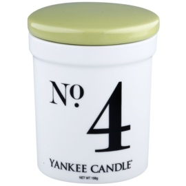 Yankee Candle Coconut & Lime Scented Candle 198 g  (No.4)