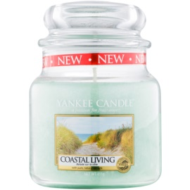 Yankee Candle Coastal Living Duftkerze  411 g Classic medium
