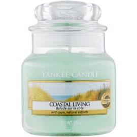 Yankee Candle Coastal Living świeczka zapachowa  104 g Classic mała