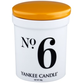Yankee Candle Coconut & Pineapple vonná sviečka 198 g  (No.6)