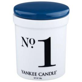 Yankee Candle Coconut & Sea Air illatos gyertya  198 g  (No.1)