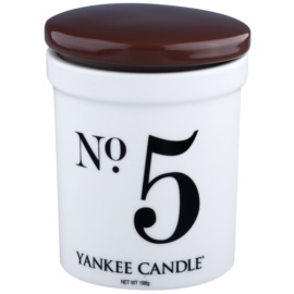 Yankee Candle Coconut & Vanilla vonná svíčka 198 g  (No.5)
