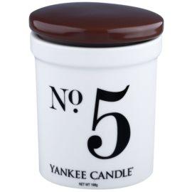 Yankee Candle Coconut & Vanilla dišeča sveča  198 g  (No.5)