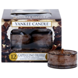 Yankee Candle Cappuccino Truffle Teelicht 12 x 9,8 g