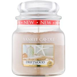 Yankee Candle Driftwood Duftkerze  411 g Classic medium