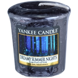 Yankee Candle Dreamy Summer Nights viaszos gyertya 49 g