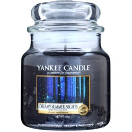 Yankee Candle Dreamy Summer Nights vela perfumada  411 g Classic mediana