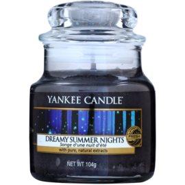Yankee Candle Dreamy Summer Nights Duftkerze  105 g Classic mini