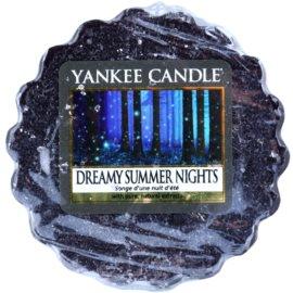 Yankee Candle Dreamy Summer Nights cera para lámparas aromáticas 22 g