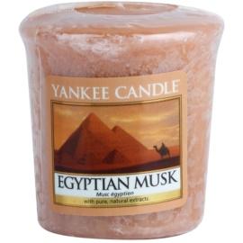 Yankee Candle Egyptian Musk votívna sviečka 49 g