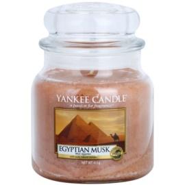 Yankee Candle Egyptian Musk vela perfumado 411 g Classic médio